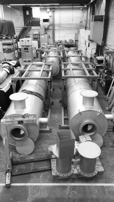 réacteurs circulaires